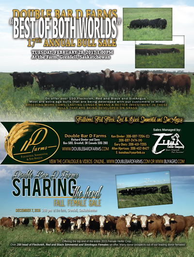 News/Updates • Double Bar D Farms